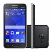 Smartphone Galaxy Core 2 Duos G355M com Android 4.4 Dual Chip Tela de 4.5� e  Quad Core 1.2 Ghz Wi-F