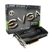 Placa de V�deo GeForce GTX660TI FTW LE 3GB DDR5 192 Bits 03G-P4-3666-KR - EVGA