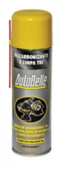Descarbonizante e Limpa TBI 300ml - Autobelle -