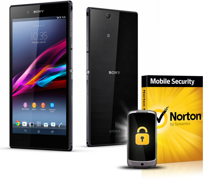 Smartphone Xperia Z Ultra C6843, 4G, Android 4.2, Camera 8MP, TV Digital, Tela de 6.4p + Capa - Sony