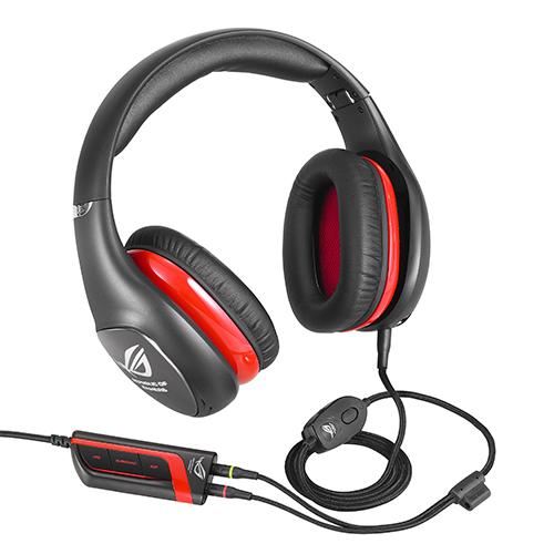 Fone de Ouvido c/ Microfone Gaming Vulcan-ANC Pro 0988 - Asus