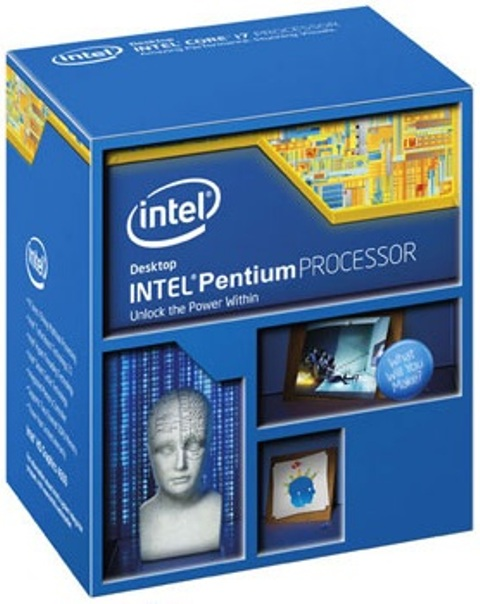 Processador 4 Geracao LGA 1150 G3220 3.0Ghz 3MB BX80646G3220 BOX - Intel