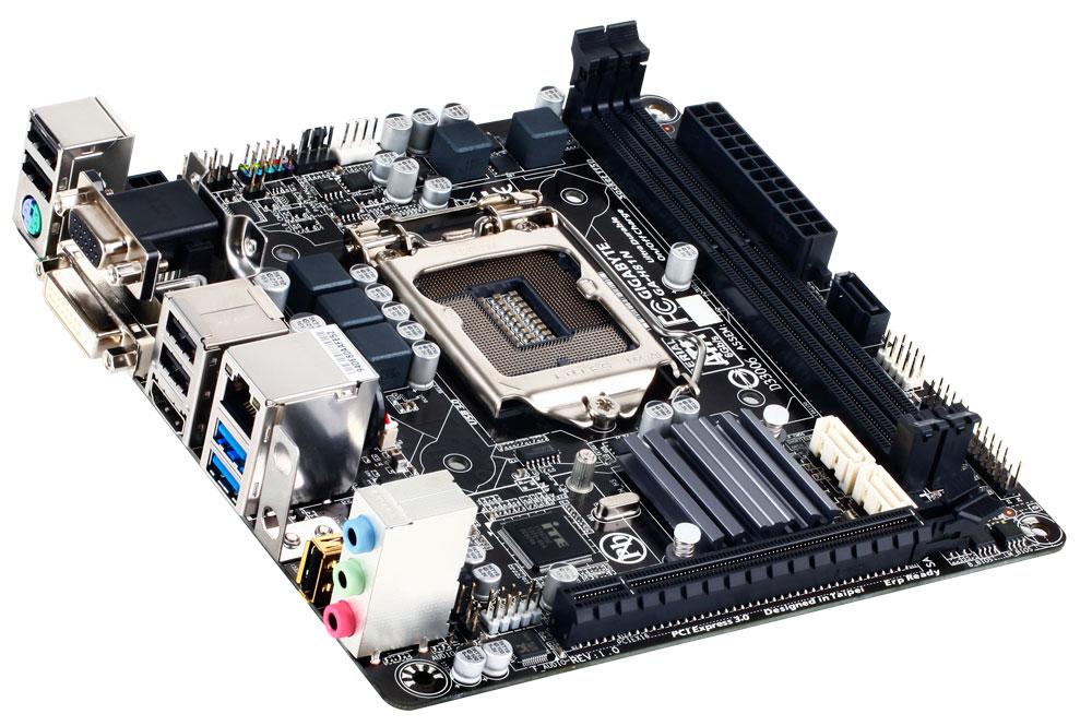 Placa Mãe LGA 1150 GA-H81M-H S/V/R - Gigabyte