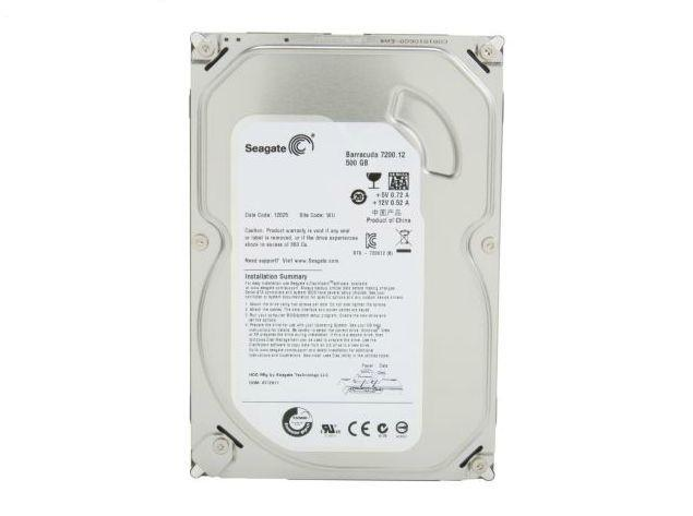Hard Disk 500GB 7200RPM 16MB Sata III ST500DM002 - Seagate