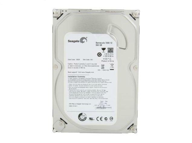 Hard Disk 500GB 7200RPM 16MB Sata III ST500DM002 - Seagate