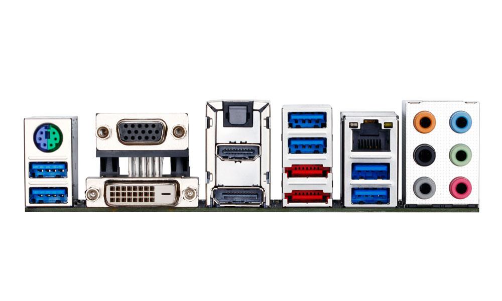 Placa Mãe LGA 1150 GA-Z87X-UD3H (S/V/R) - Gigabyte