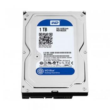 Hard Disk 1TB Sata III 64MB 7200RPM 3.5pol WD10EZEX-00RKKA0 - Western Digital