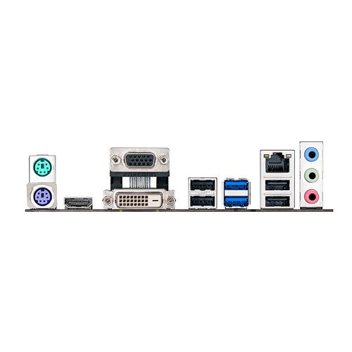 Placa M�e LGA 1150 H81M-A (S/V/R) - Asus