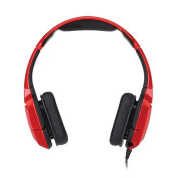Fone de Ouvido c/ Microfone Tritton Kunai Universal Stereo RED para Xbox 360, PS4, PS3, Wii U, PC/Mac & Mobile TRI903590