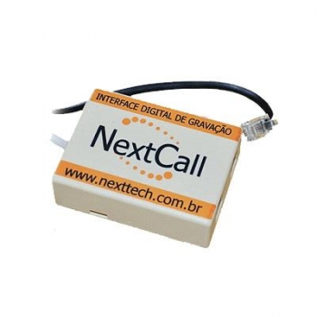 Gravador Telefônico USB - NextTech -