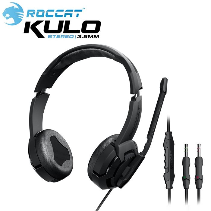 Headset Kulo Stereo (ROC-14-602) - Roccat