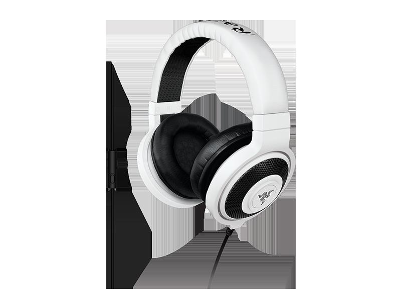 Fone de Ouvido com Microfone Kraken Pro 2015 White RZ04-01380300-R3U1 - Razer