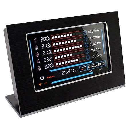 Controlador Externo de Fan Sentry LXE ACC-NT-SEN-LXE-TS - NZXT