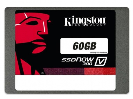 SSD 60GB V300 Sata III 2.5 Blister SV300S37A/60G - Kingston
