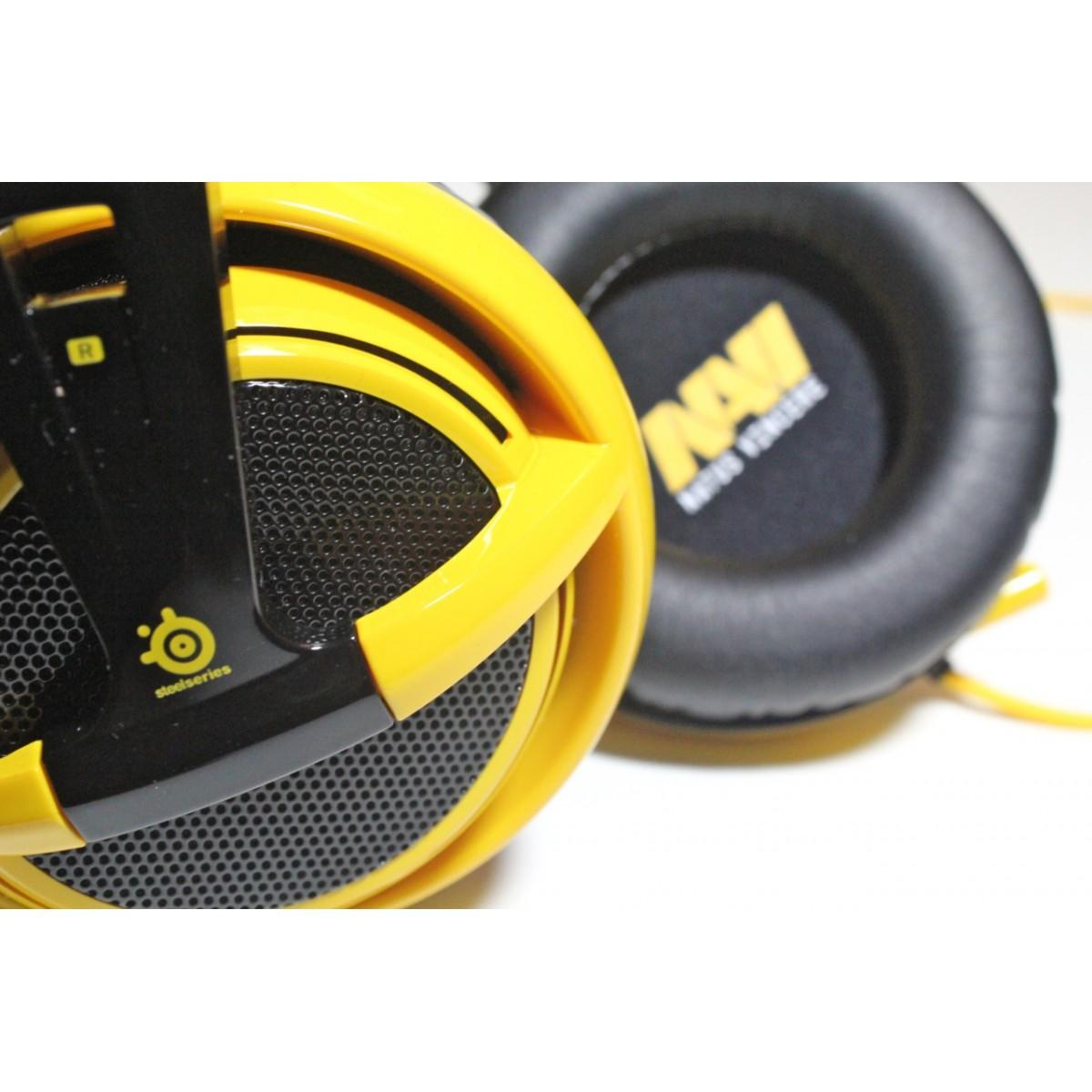 Headset Siberia V2 Navi Natus Vincere com Microfone 51111 - Steelseries