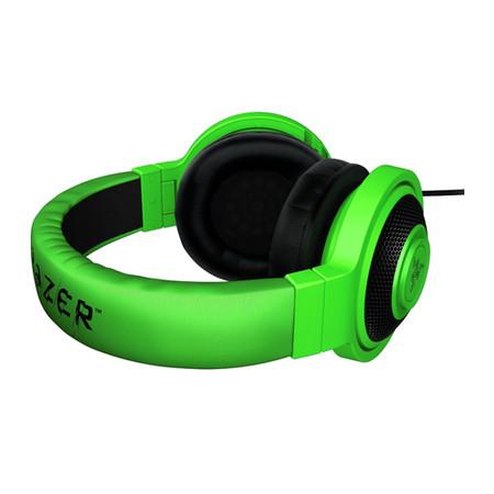 Fone de Ouvido com Microfone Kraken Pro Neon Verde RZ04-00870900-R3M1 - Razer