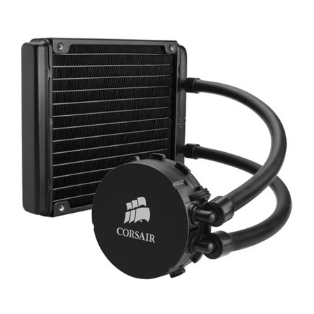 Cooler  Ref a Agua H90 Hydro Series Alta Performance CW-9060013-WW - Corsair