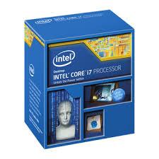 Processador 4 Geracao LGA 1150 Core i7 4790K 4.4GHz 8MB BX80646I74790K Box  Intel