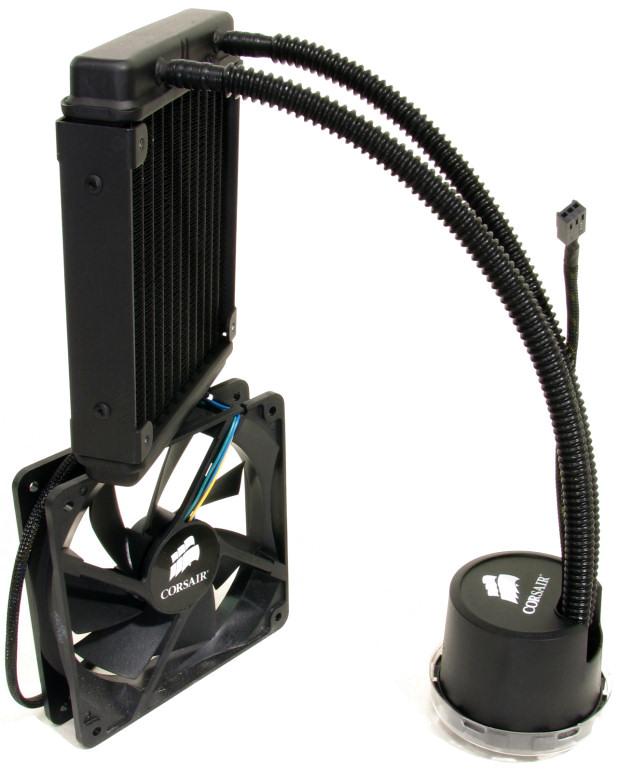 Cooler para CPU Refrigerado a Agua H50 (Hydro Series) Alta Performance CWCH50-1 - Corsair