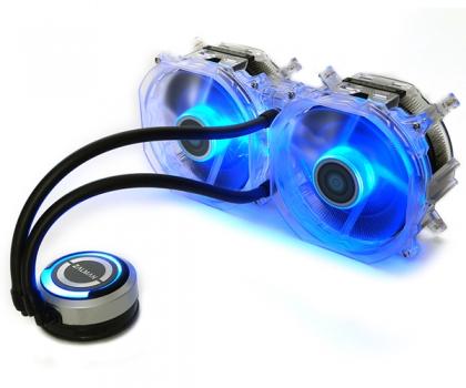 Cooler para CPU Refrigerado a Agua Reserator 3 Max DUAL LED Azul (Extreme Performance) - Zalman