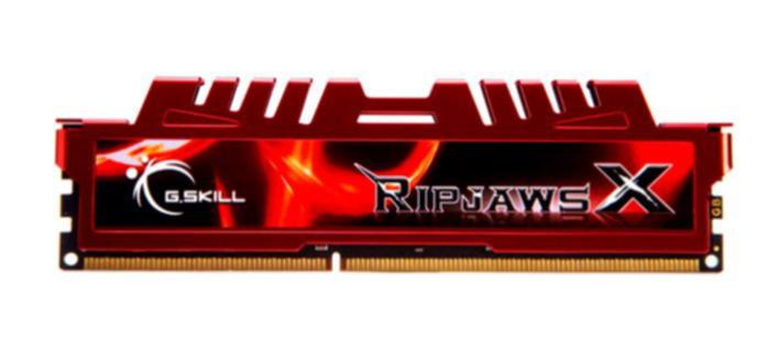 Memoria 4GB DDR3 1333Mhz Ripjaws-X F3-10666CL9S-4GBXL - G.Skill