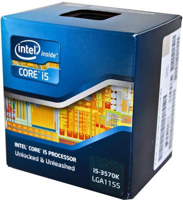 Processador LGA 1155 Core I5 3570K 3.40Ghz 6MB BX80637i53570K  Intel