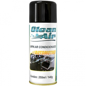 Limpa Ar Condicionado Butano CR2.1 ONU 1011 250ml - Implastec