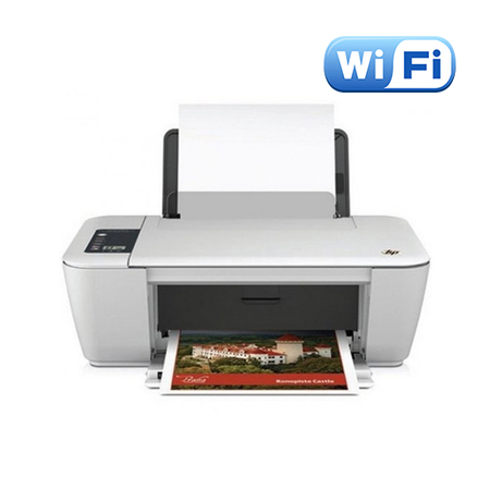 Multifuncional Deskjet Ink Advantage 2546 A9U24A WI-FI - HP