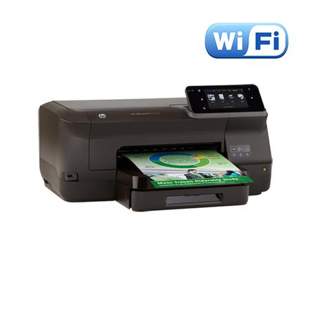 Impressora INK Jet 4 Cores 1200x1200dpi 20ppm OJPro-251DW - HP