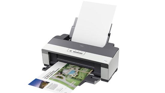 Impressora Jato de Tinta A3 Stylus Office T1110 110V - Epson