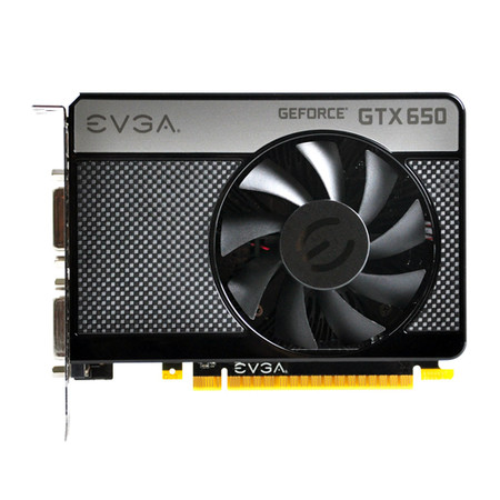 Placa de Video GeForce GTX650SC 1GB DDR5 128Bits Super Clock 01G-P4-2652-LR - EVGA
