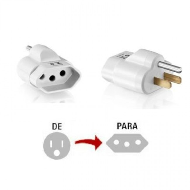 Adaptador do Padrao Antigo para o Novo WI218 - Multilaser