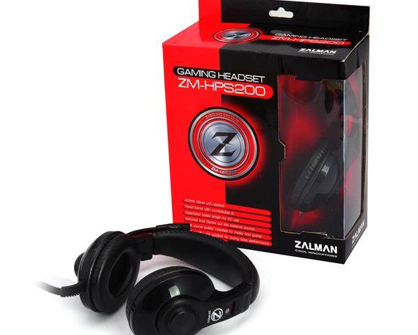 Fone de Ouvido com Microfone ZM-HPS200 - Zalman