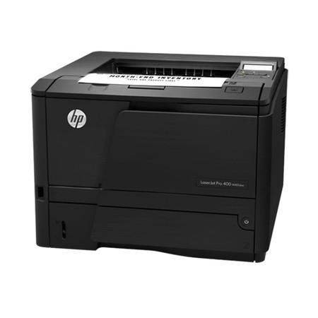 Impressora Laserjet Pro 400 M401DNE CF399A Com Rede 110V - HP