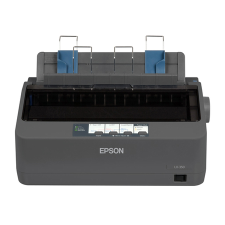 Impressora Matricial LX350 110V - Epson