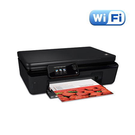 SALDÃO ! Multifuncional Deskjet Ink Advantage 5525 Wi-Fi CZ282A - HP