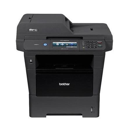 Multifuncional Com Fax Laser Monocromatico MFC-8912DW (Sem toner) - Brother