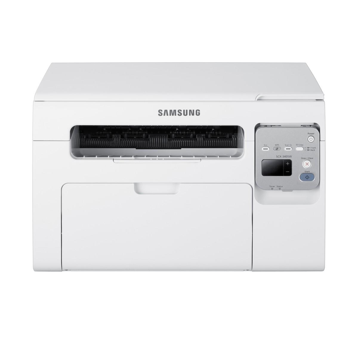 Multifuncional Laser SCX-3405W/XAZ ( Wireless ) 110V - Samsung
