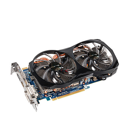 Placa de Video GeForce GTX660 2GB DDR5 192Bits 2Windforce 2x GV-N660OC-2GD - Gigabyte