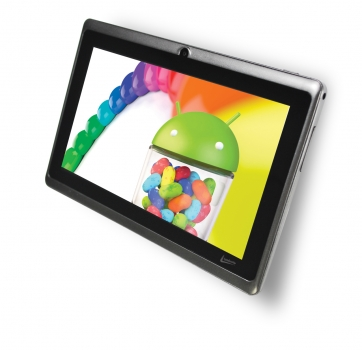 Tablet Leader Pad Dual Core 1.2Ghz RAM 1GB Armazenamento 8GB Tela 7 HD Camera 1.3MP Android 4.1 (7093) - Leadership