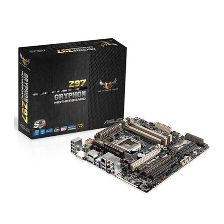Placa Mãe LGA 1150 Gryphon Z97 ( S/R/V) - ASUS