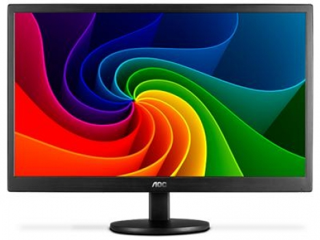 Monitor LED 15.6 E1670SWU C/Alimentacao Via USB - AOC
