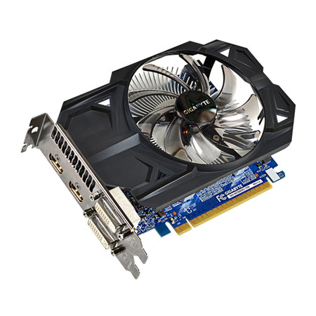 Placa de Video GeForce GTX750 2GB DDR5 128Bits GV-N750OC-2GI - Gigabyte