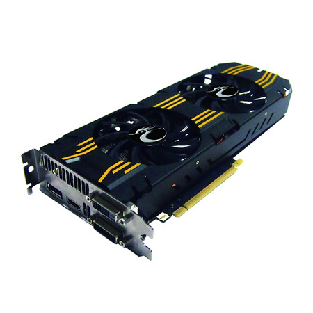 Placa de Video GeForce GTX760 2GB DDR5 256Bits Superclock ZOGTX760-2GD5SC - Zogis