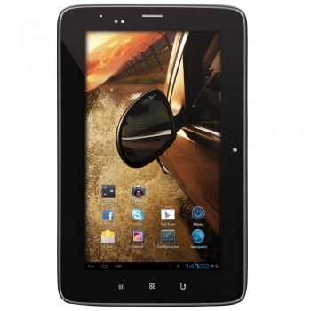 Tablet M-Pro 3G NB032 com Tela 7, 4GB, Dual Chip, Câmera 2MP, GPS, Radio FM, Wi-Fi e Android 4.1 - Multilaser