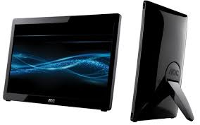 Monitor LED 15.6 USB E1649Fwu - AOC