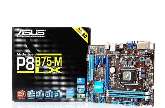 Placa Mae LGA 1155 P8B75-M LX I (S/V/R) - ASUS