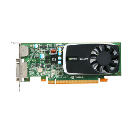 Placa de Video Grafica Quadro 600 1GB DDR3 128Bits VCQ600-PORPB - PNY