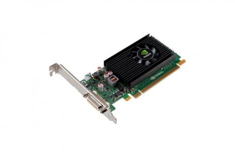 Placa de Video Grafica Quadro NVS315 1GB DDR3 64Bits VCNVS315DVI-PB - PNY