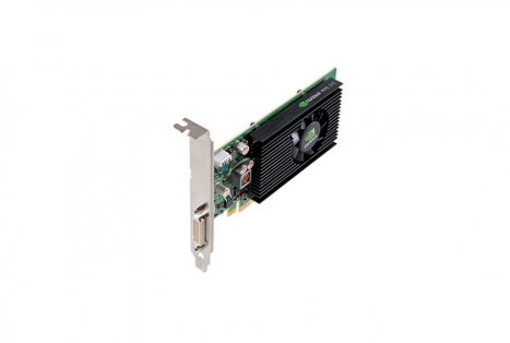 Placa de Video Grafica Quadro NVS315 1GB DDR3 64Bits VCNVS315DVI-PB - PNY